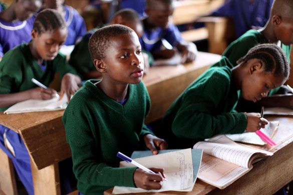 Tanzania drops English as language of instruction in schools