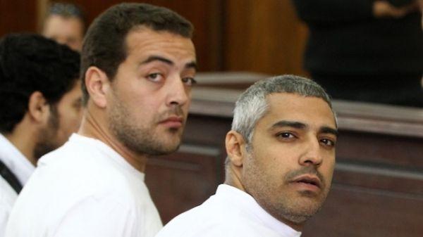 Egypt frees al-Jazeera journalists on bail