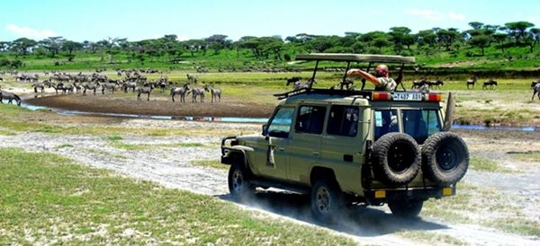 Tourist disputes continue between Kenya and Tanzania