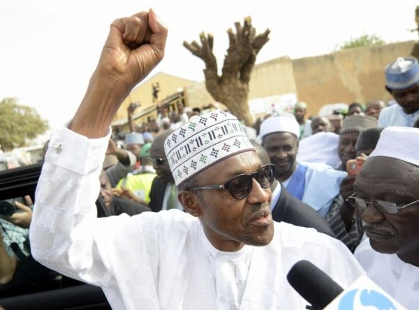 Buhari wins Nigerian presidential election