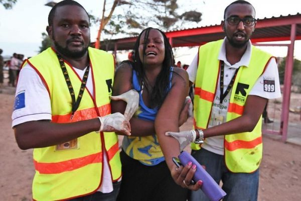 Al-Shabaab kill more than 140 at Kenyan university