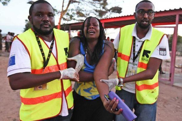 Al-Shabaab kill more than 140 at Kenyan university