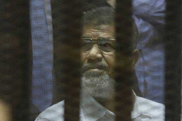 Morsi sentenced to 20 years in jail