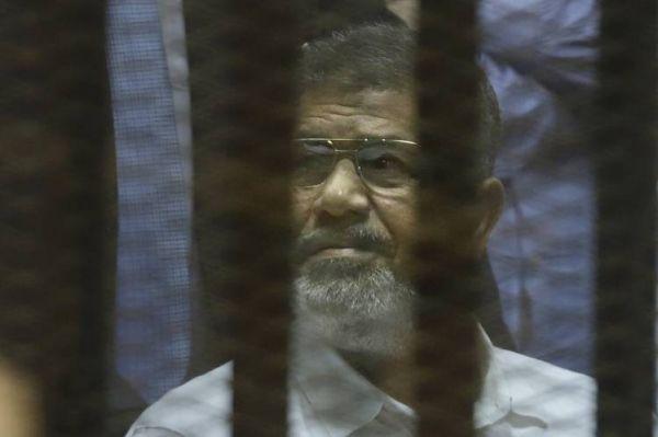 Morsi sentenced to 20 years in jail