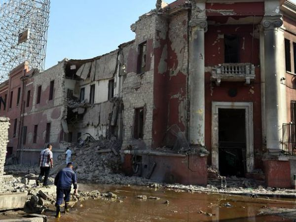 Italy supports Egypt in fight against terrorist bombings