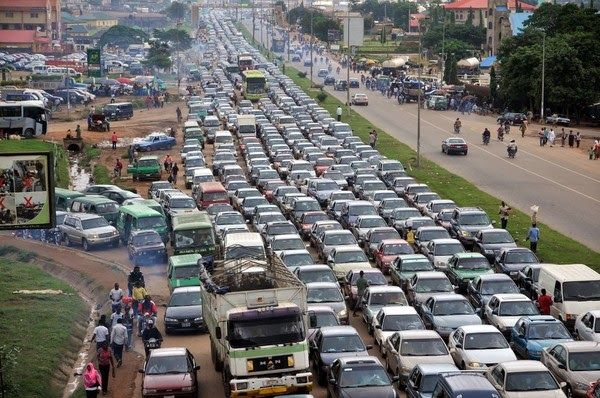 One-way plan for Nairobi traffic