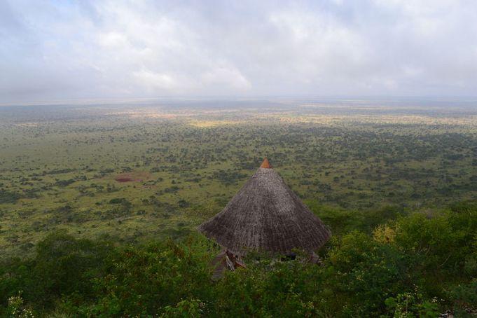 Lions Bluff Lodge LUMO Wildlife Sanctuary,_Kenya