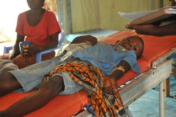 Dar es Salaam suffering serious cholera outbreak