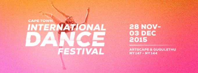 Cape Town international dance festival