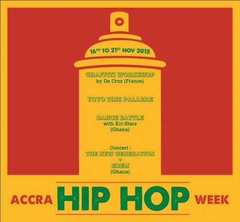 Ghana's Hip Hop week