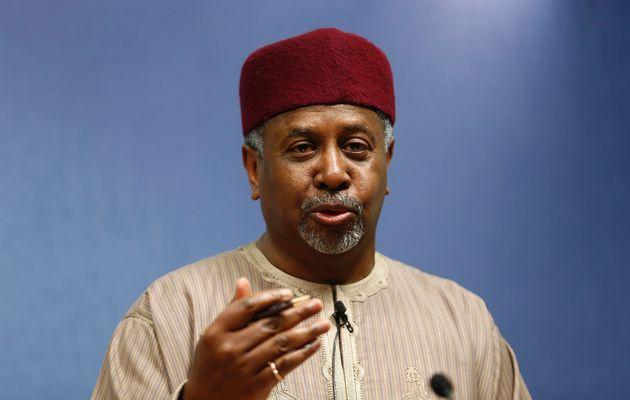 Nigeria's former security adviser arrested