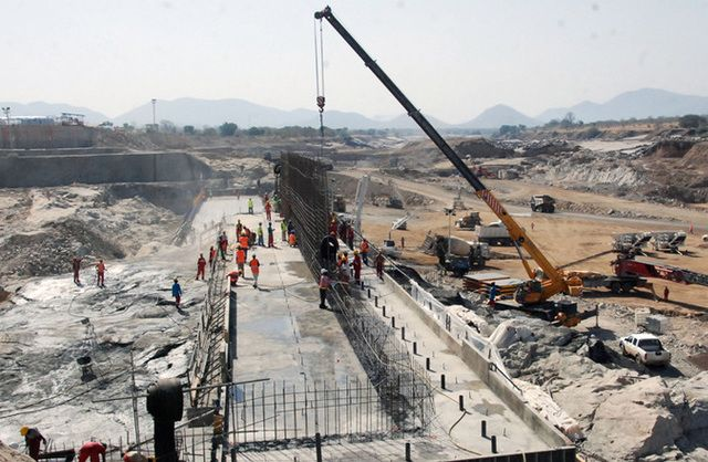 Egypt, Ethiopia and Sudan sign new Nile dam agreement
