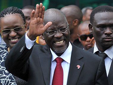 New Tanzanian president cuts costs