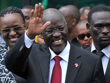 New Tanzanian president cuts costs