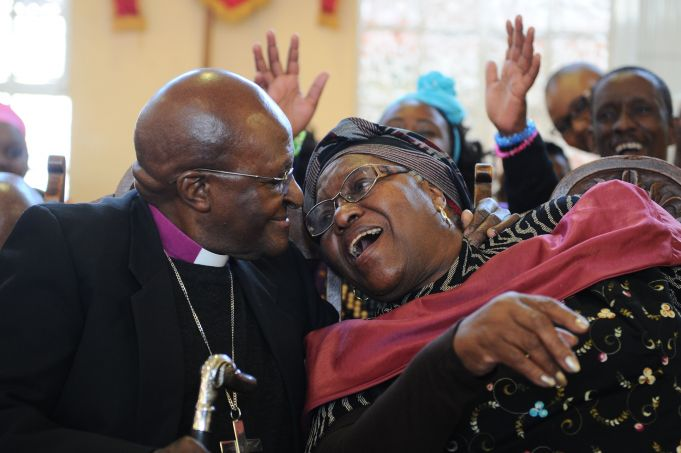Reconciliation Day in Cape Town