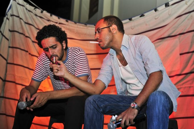 Cairo's BuSSY project to perform Anesa Wala Madame