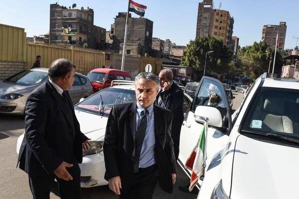 Italy recalls ambassador from Cairo over Regeni case