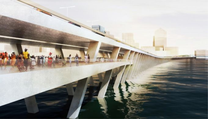 Lagos to build Fourth Mainland Bridge