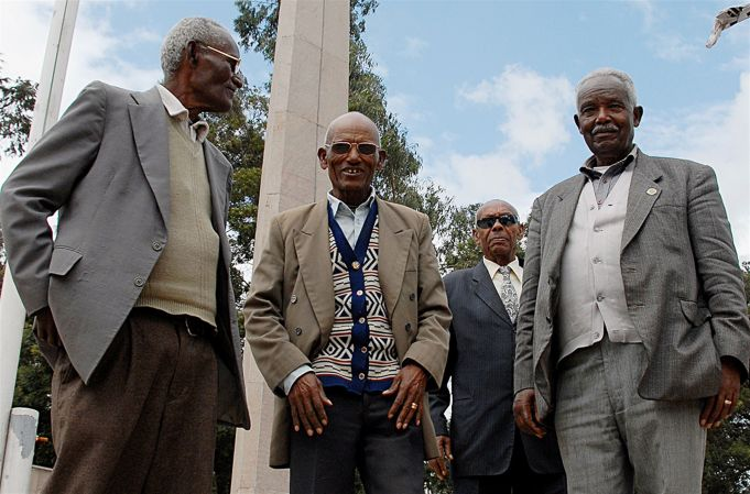 Ethiopian veterans of Korean War seek Addis monument