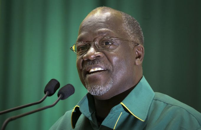 Tanzanian president disbands telecoms board
