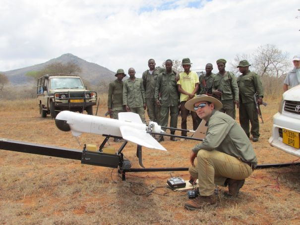 Tanzania combats poaching with drones