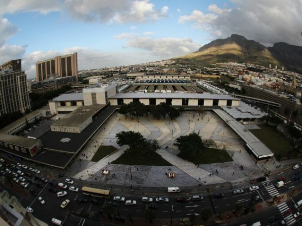Major plans for Cape Town station