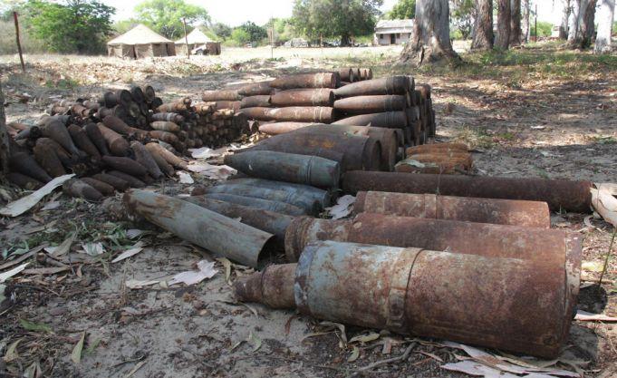 Former Maputo arms depot to become nature park