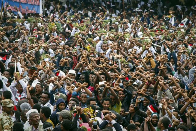 State of emergency in Ethiopia