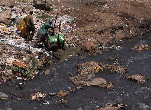 Nairobi to phase out pit latrines