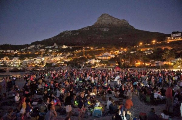 Cape Town clamps down on beach drinkers