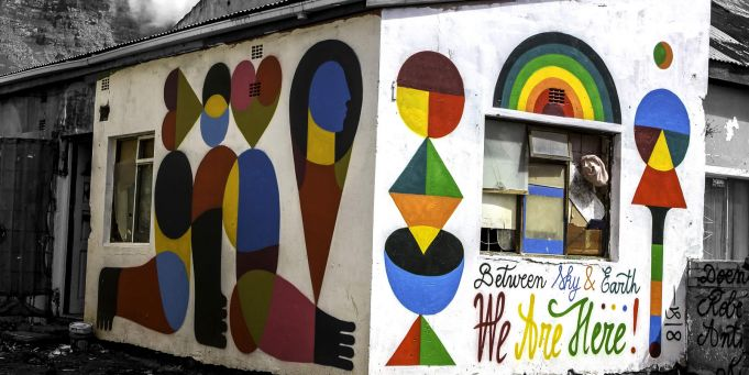 Cape Town street art festival