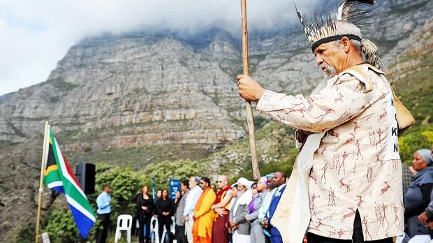 Cape Town prays for rain