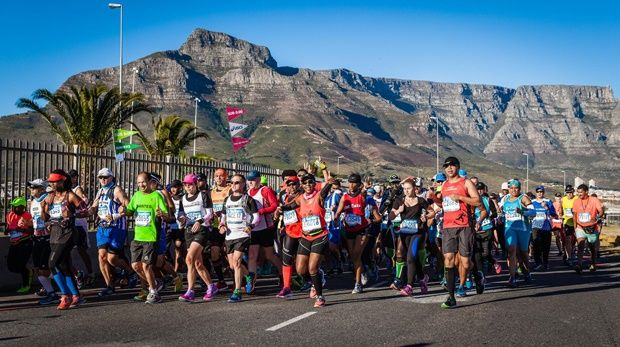 Cape Town promotes marathon as elite sporting event