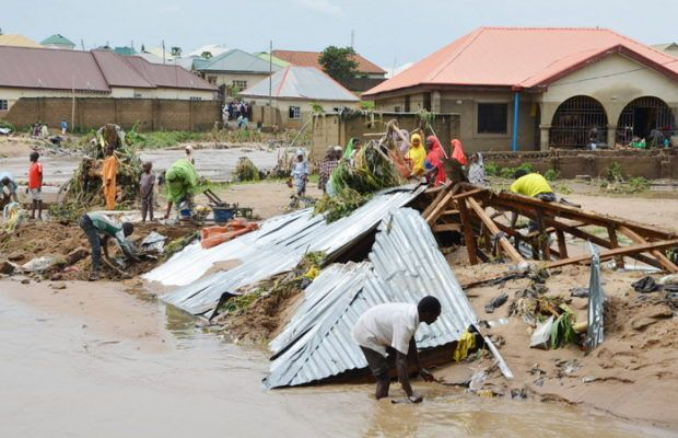 Lagos to demolish properties blocking drainage