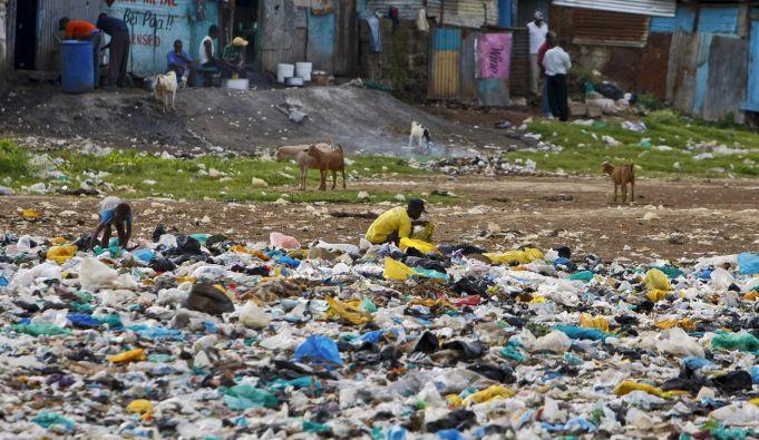 Kenya introduces plastic bag ban