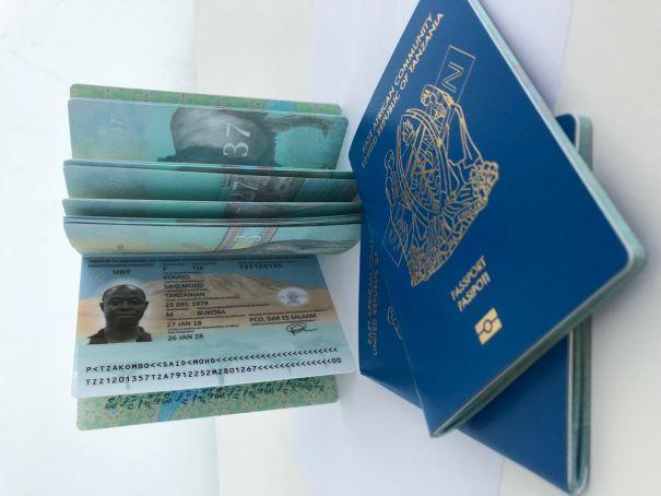 Tanzania launches electronic passport