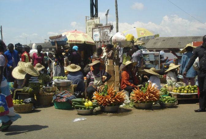 Nima Mamobi and Accra New Town (Lagos Town)
