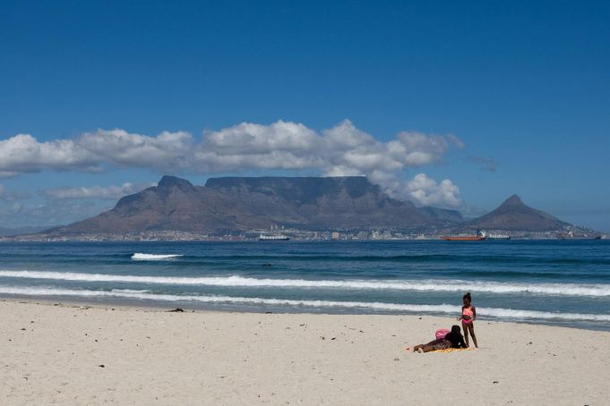 Blouberg Coast neighborhood