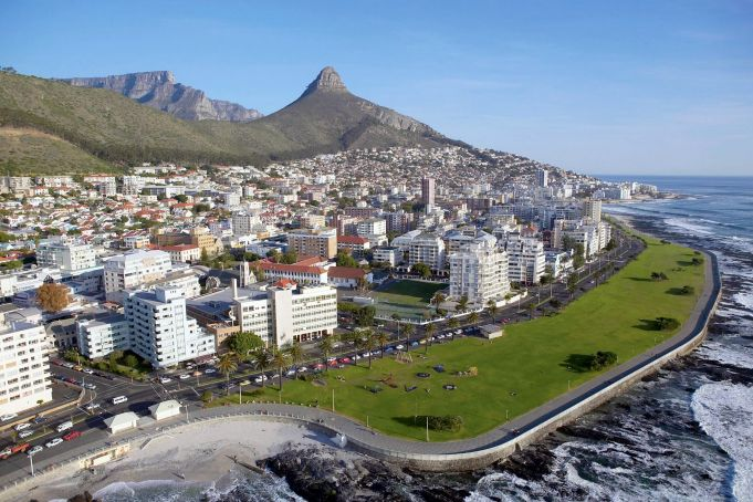 Sea Point and Green Point areas