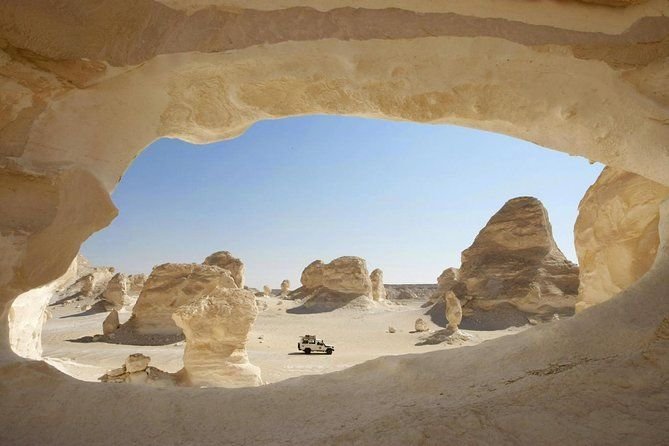 Camping spots in and out of Cairo