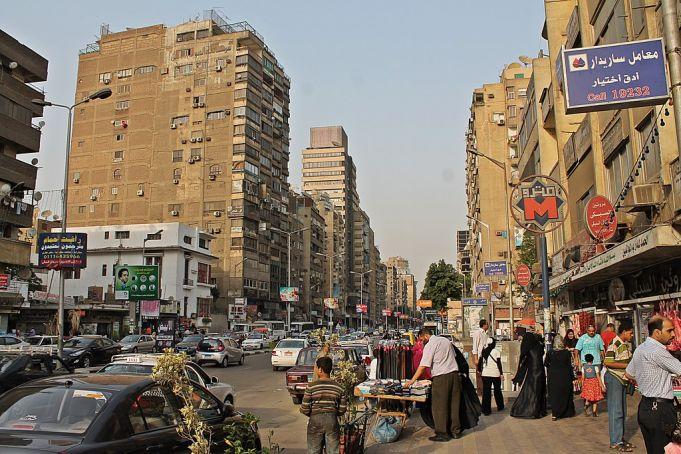 Mohandiseen and Dokki neighborhoods