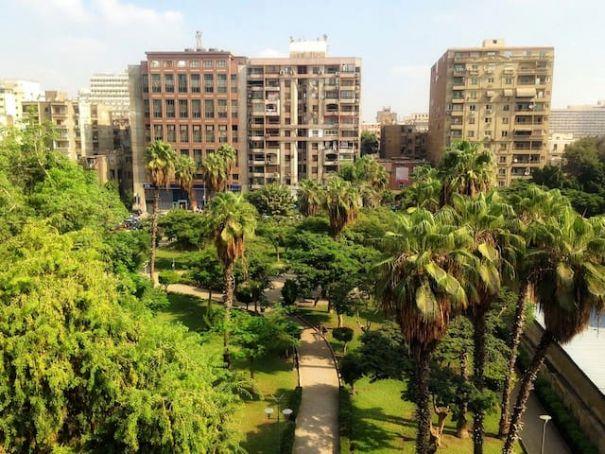 Mounira district