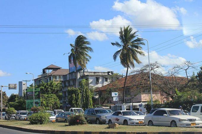 Upanga area