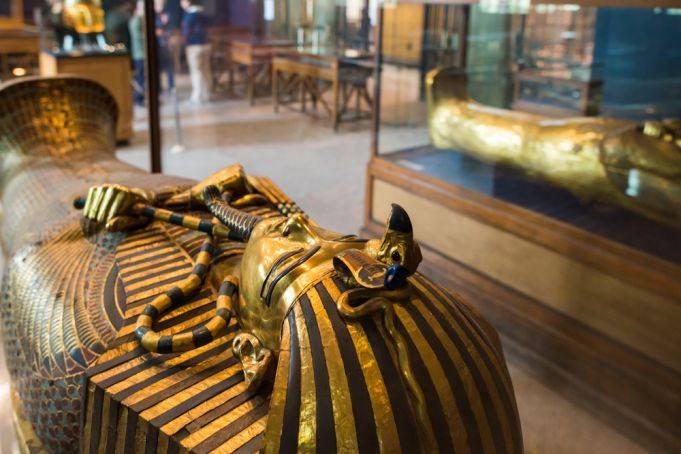 Grand Egyptian Museum opening shifted to 2021