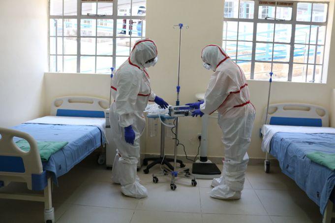 Coronavirus in Africa: Kenya goes in partial lockdown