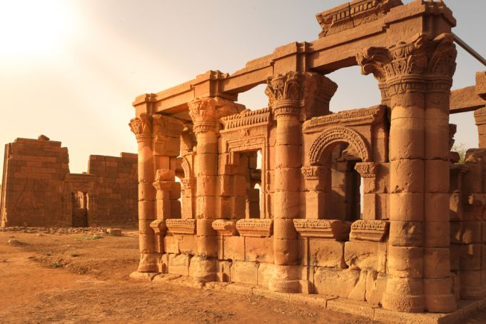 Explore Ancient Kush as Sudan opens up