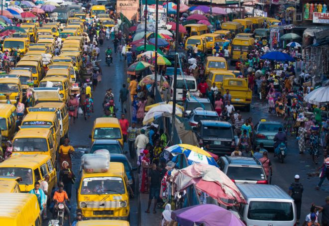Nigeria after eased covid-19 restrictions