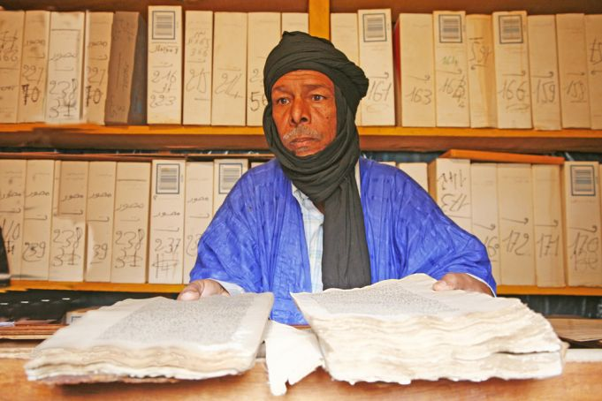 Africa's thriving reading culture pre-European colonialism
