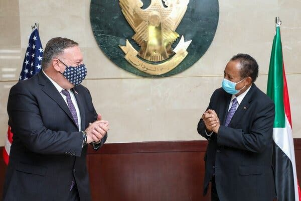 Sudan restores ties with Israel