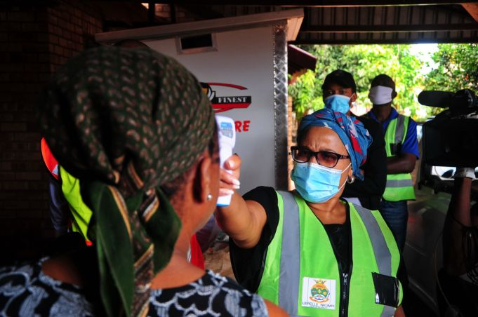 Covid-19 cases in South Africa hit 1 million